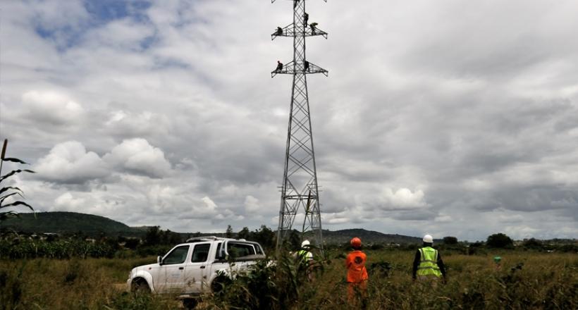 Electrification HT du Mozambique