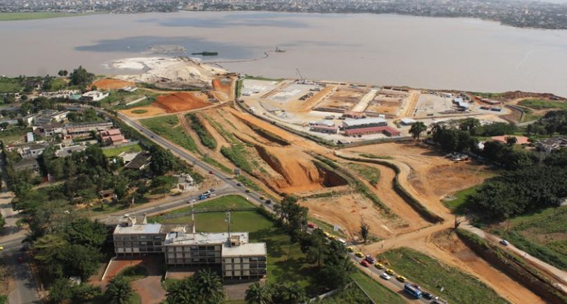 Pont Henri-Konan-Bédié à Abidjan