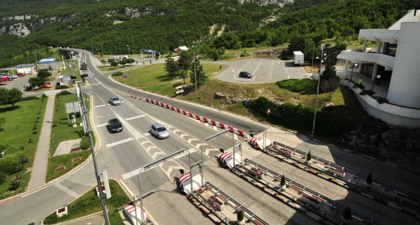 Autoroute d'Istrie