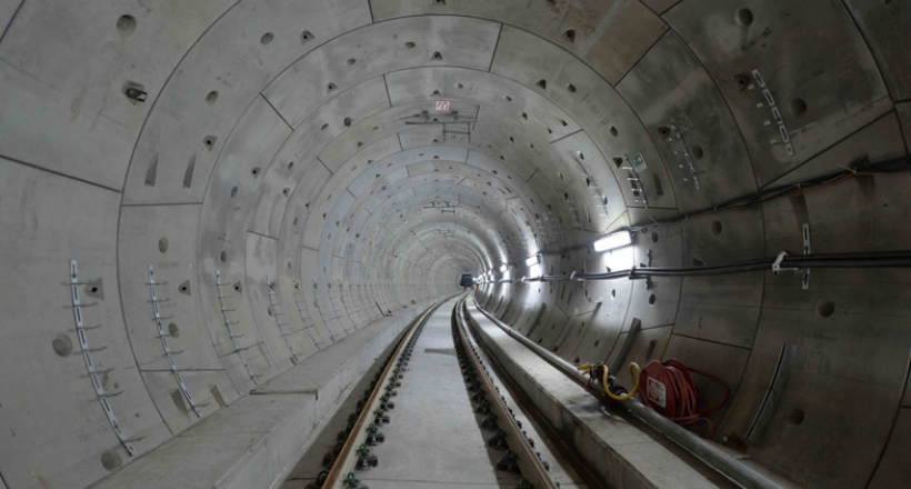 Tunnel MTR 703