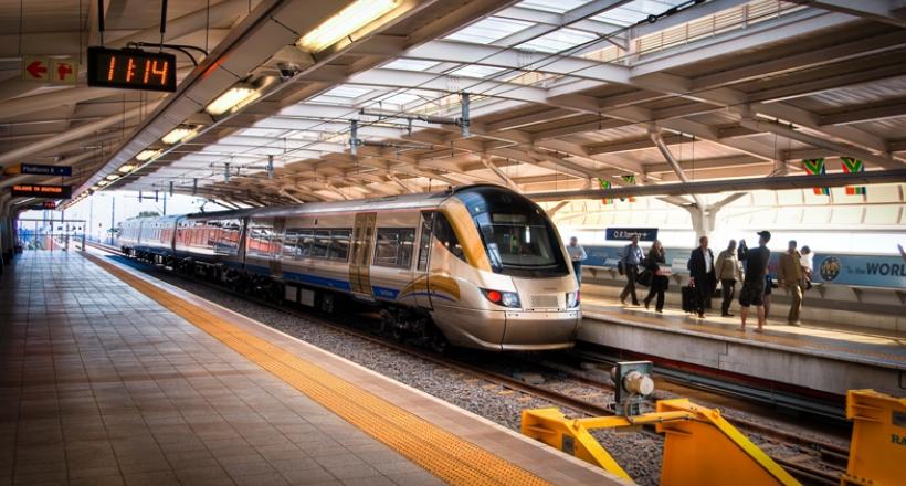 Ligne ferroviaire du Gautrain