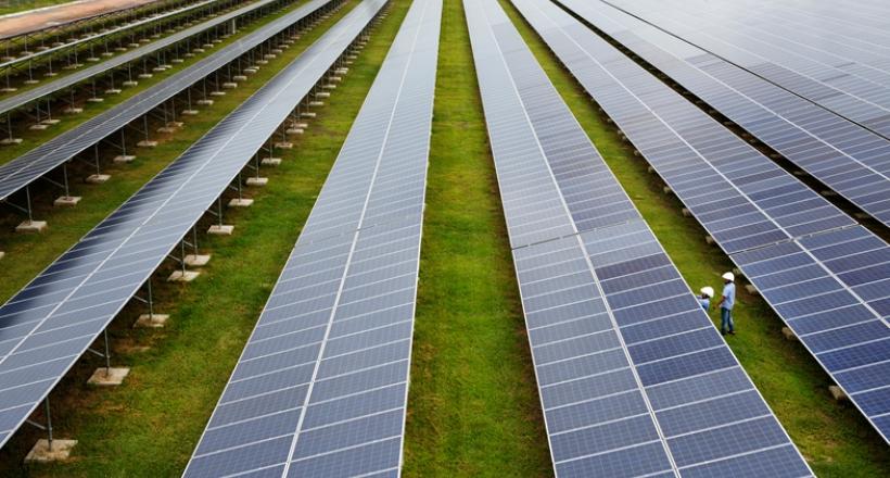 Exploitation de la centrale Soleq Solar - Thaïlande