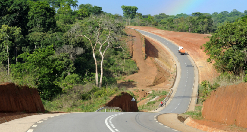 Garoua-Boulaï - Nandeké Highway