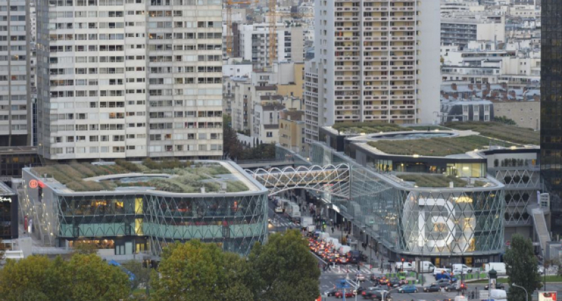 Beaugrenelle Shopping centre