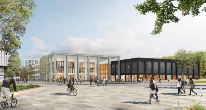 Ecole Centrale Supélec-Saclay