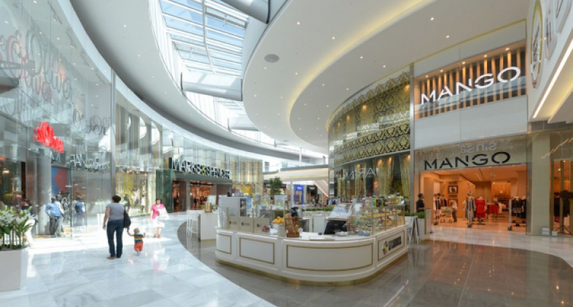 Centre commercial Cerny Most