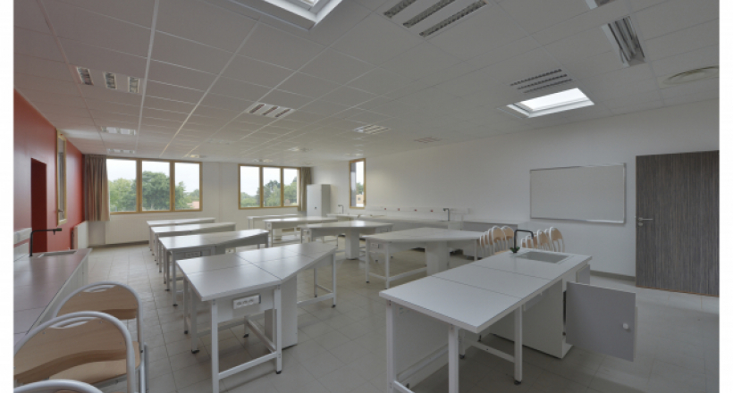 Collège modulaire de Clisson