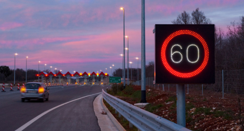 L'autoroute Y d'Istrie