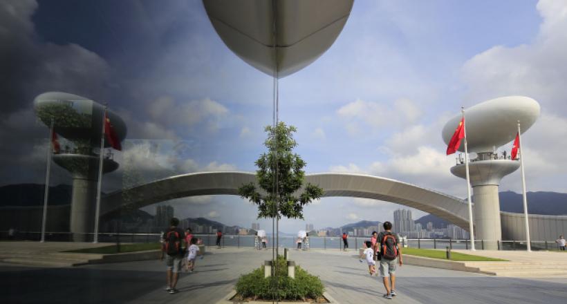 Terminal de croisière Kai Tak