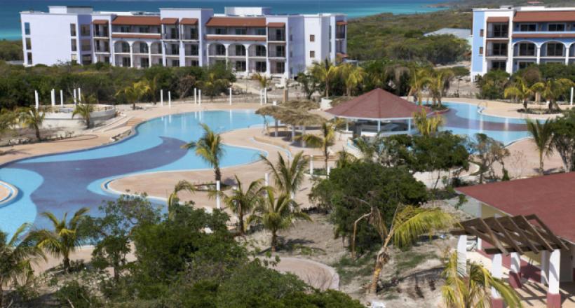 L'hôtel 5 étoiles Laguna del Este 3