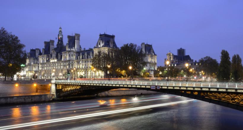 L'éclairage public de la Ville de Paris
