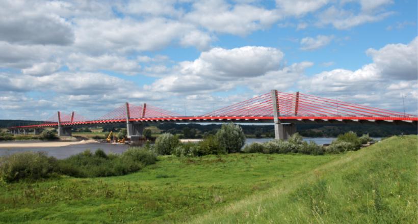 Le pont de Kwizdyn