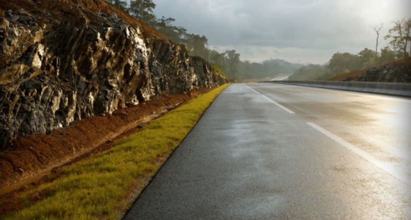 Bata-Ayak Intang highway