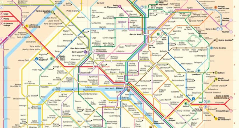 Extension de la ligne 14 du métro