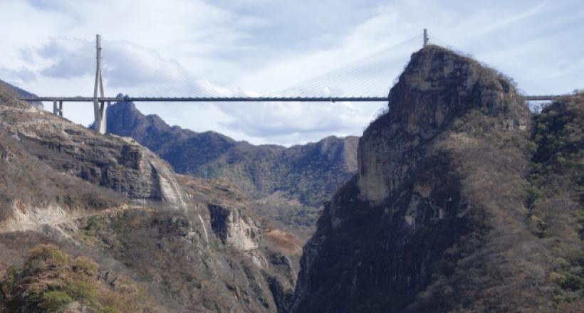 The Baluarte Bridge