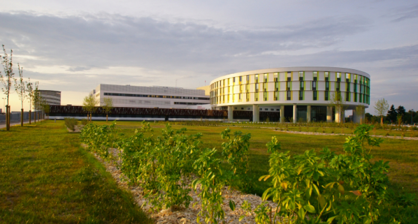 New hospital in Orléans - 2015