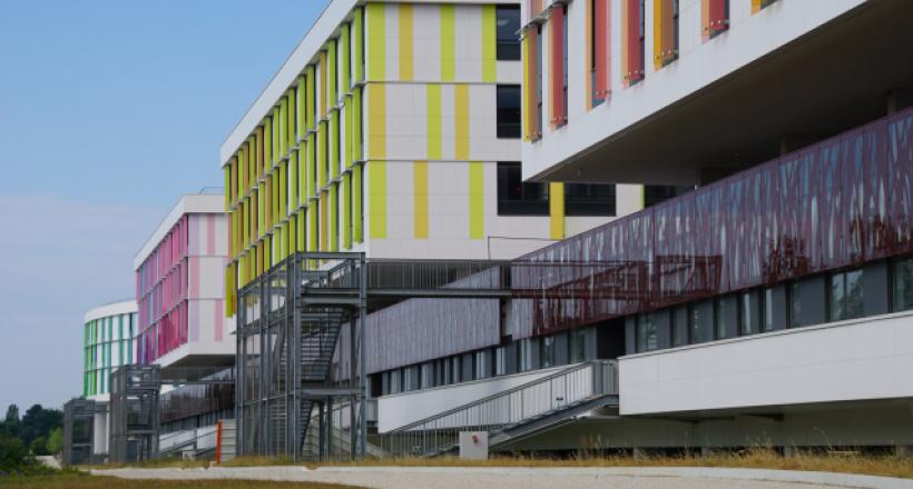 hôpital d'Orléans - 2015
