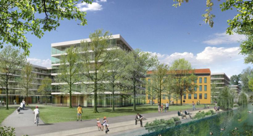 The GreenCity eco-neighbourhood
