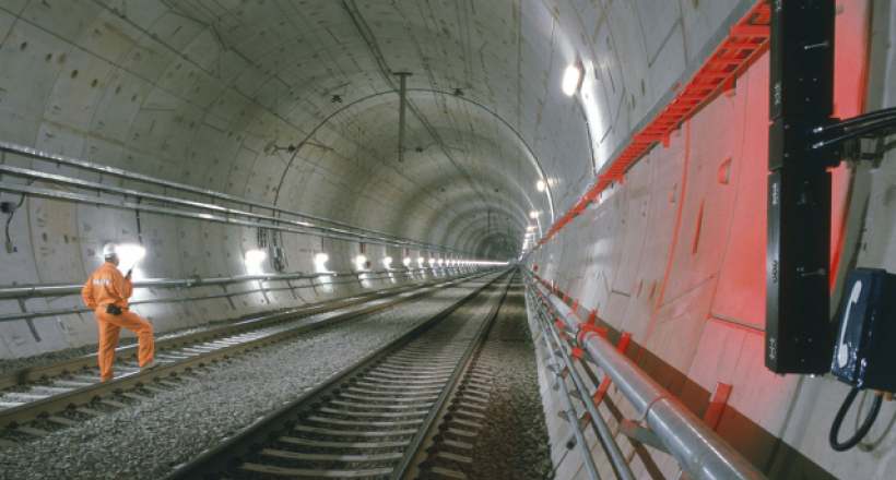 Tunnel ferroviaire de Sydney - Bouygues Construction