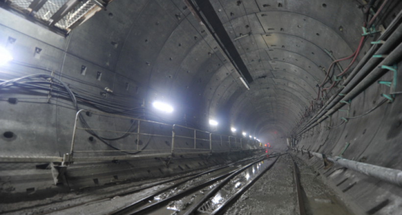West Drainage Tunnel