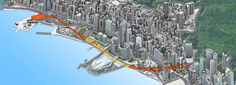 Bouygues Construction se voit confier la réalisation de deux tunnels du métro de Hong Kong