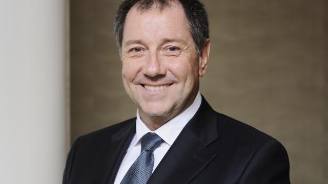 Bernard Mounier, Président de Bouygues Bâtiment Ile-de-France