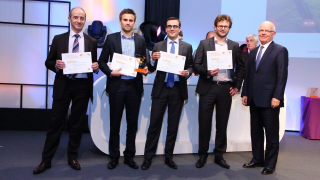 Concours Innovation 2014