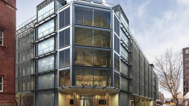 Centre de traitement et de chirurgie du cancer à Londres