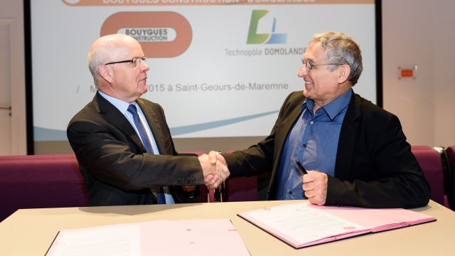 Bouygues Construction and Domolandes sign a partnership agreement ...
