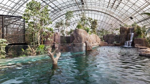 Inauguration du Parc zoologique de Paris