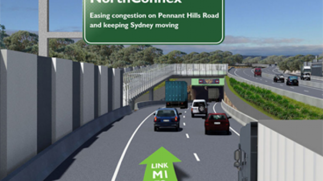 North Connex Australia