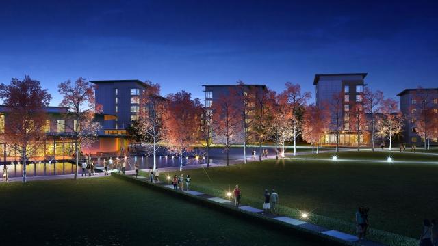 Campus d'Hertfordshire