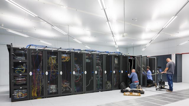 Data center Virtus