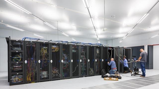 Data center Virtus