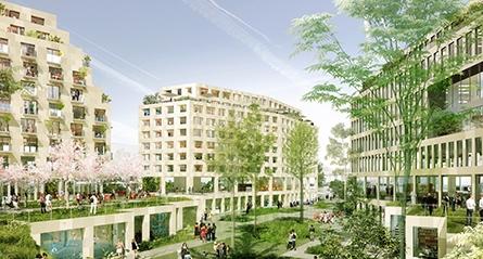 Ville durable – Bouygues Construction