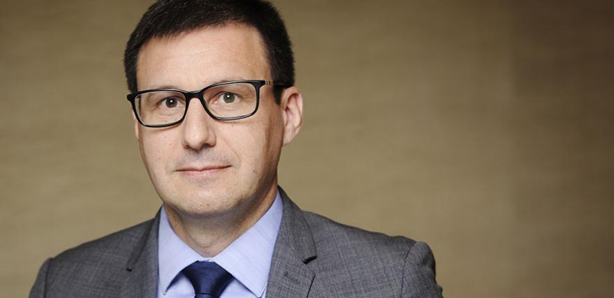 Eric Bouret Directeur des Achats de Bouygues Construction