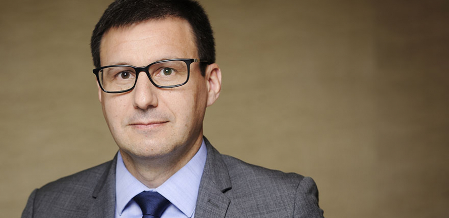 Eric Bouret chief Purchasing officer of Bouygues Construction