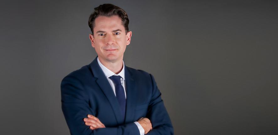 Guillaume Joly, directeur communication Bouygues Bâtiment France Europe