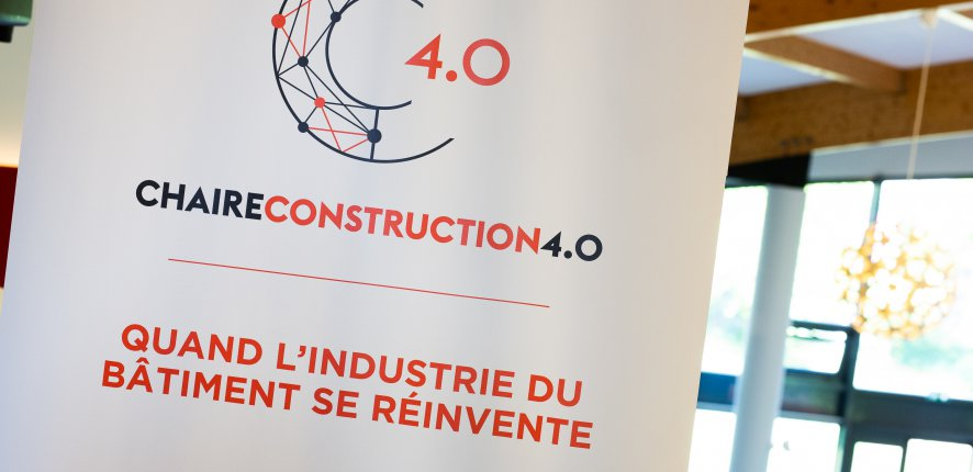 Une chaire construction pour réinventer l'industrie du bâtiment