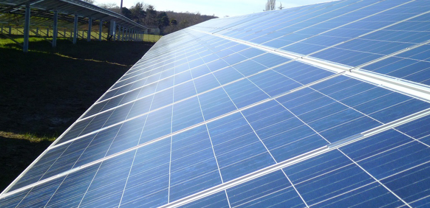 photovoltaic power station Bouygues Construction