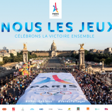Paris 2024: calling all supporters!