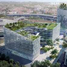Biotope: future head office for the EMA in Lille?
