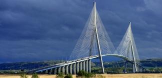 Le pont de Normandie, 20 ans déjà !