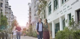 Le développement immobilier de Bouygues Construction