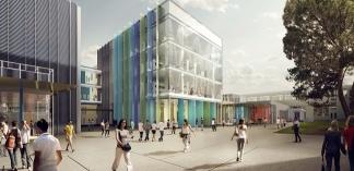 The Nouveau Tertre campuses