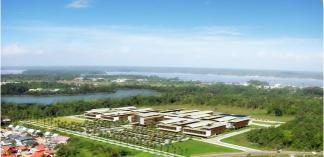 Bouygues Construction va réaliser le nouveau centre hospitalier de l'Ouest de la Guyane