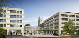 Cambridge Assessment-Eric Parry Architects