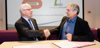 Construction durable et transition numérique dans le BTP : Bouygues Construction et Domolandes signent un partenariat