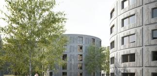 Serendicity à Paris-Saclay développé par Linkcity