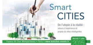 La Smart City, c'est déjà pour aujourd'hui !